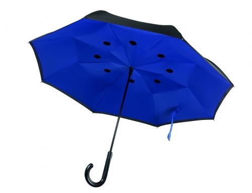 Parapluie fermeture réversible personnalisé