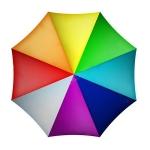Dimension taille parapluie publicitaire sur mesure